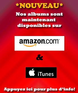 Amazon et iTunes